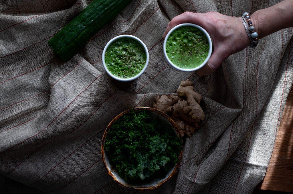 invigorating green juice, juice recipes, vegan juice, vegan recipes