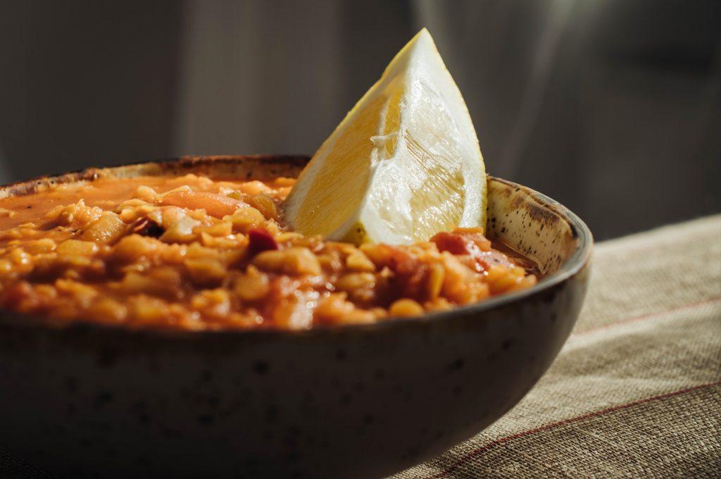 lemon-lentil soup chunky soup, vegan recipe, recipe, soup recipes, soup for the soul