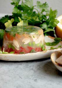 polish jellied veggies - galart