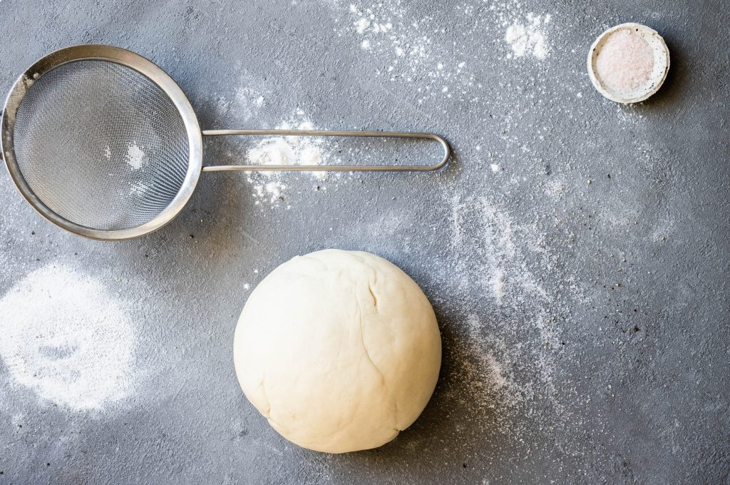 traditional pierogi dough