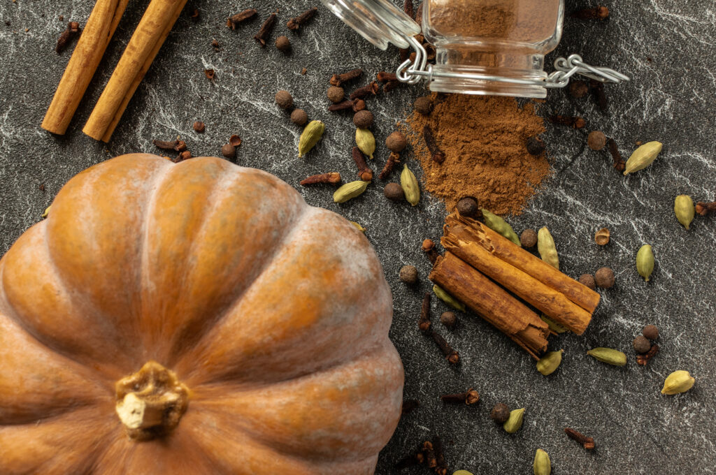 Photo of the homemade pumpkin spice recipe by Kate Bartel ReShape. reshape